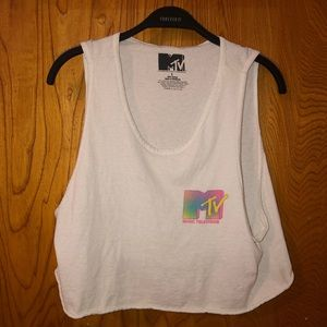 *3 for $20* MTV crop top